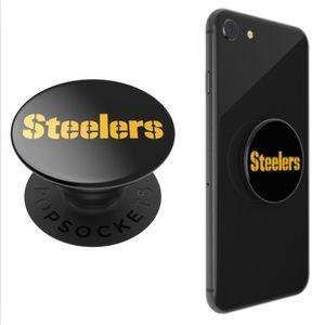 🆕 Pittsburgh Steelers PopSocket